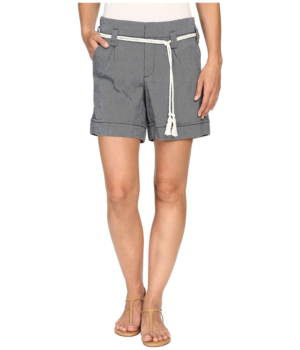 NYDJ - Layla Shorts (Navy) Women's Shorts