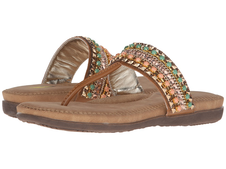 VOLATILE - Francine (Natural) Women's Sandals
