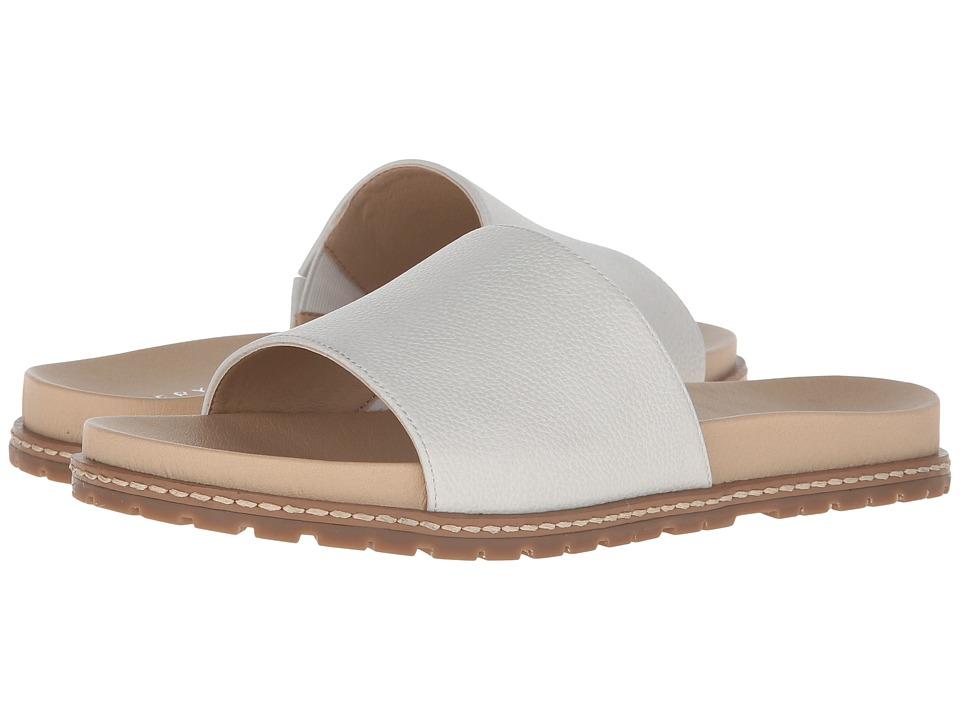 VOLATILE - Mahiya (Off-White) Women's Sandals