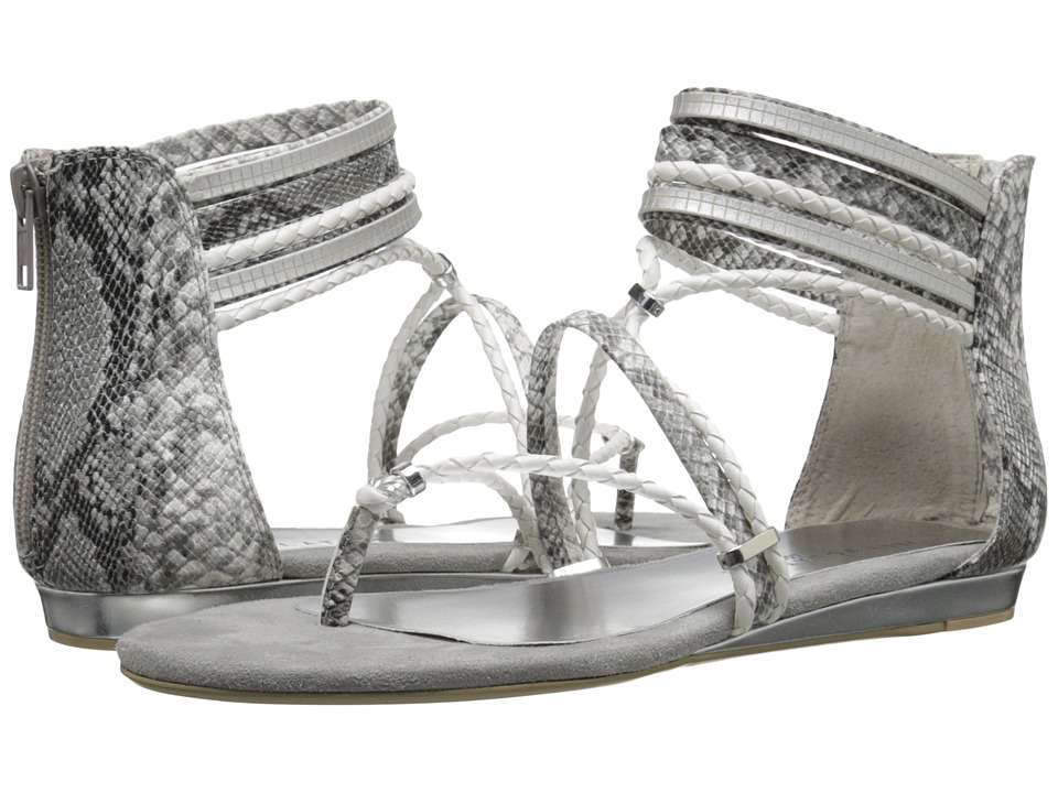 VOLATILE - Larissa (White/Multi) Women's Sandals