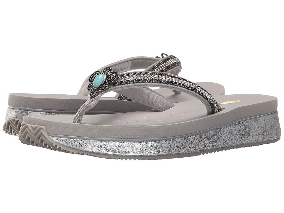 VOLATILE - Bronte (Silver) Women's Sandals
