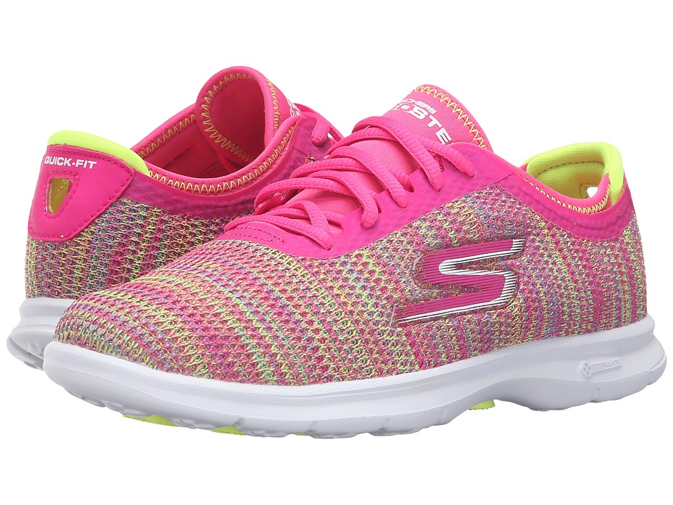 SKECHERS Performance - Go Step - Prismatic (Multi) Women's Lace up casual Shoes