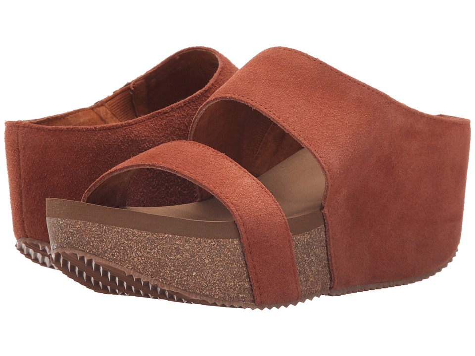 VOLATILE - August (Whiskey) Women's Wedge Shoes