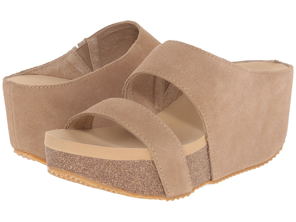 VOLATILE - August (Sand) Women's Wedge Shoes