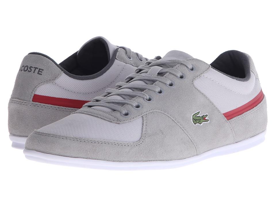 Lacoste - Taloire Sport 216 1 (Grey) Men's Lace up casual Shoes