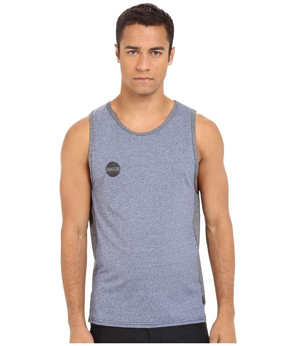 O'Neill - 24-7 Hybrid Tank Top (Navy/Black) Men's Swimwear