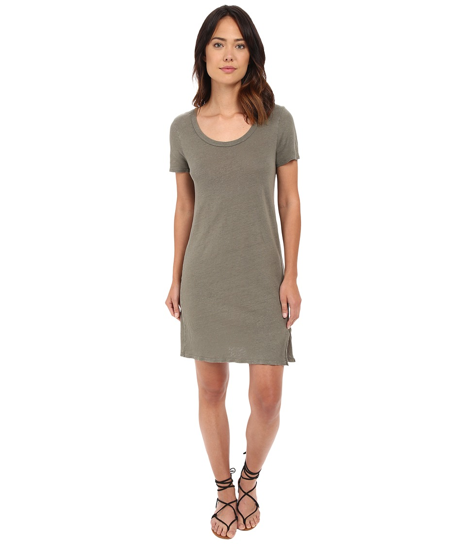 Project Social T - Tee Shirtdress (Fern) Women's Dress