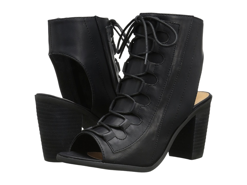 VOLATILE - Dapper (Black) High Heels