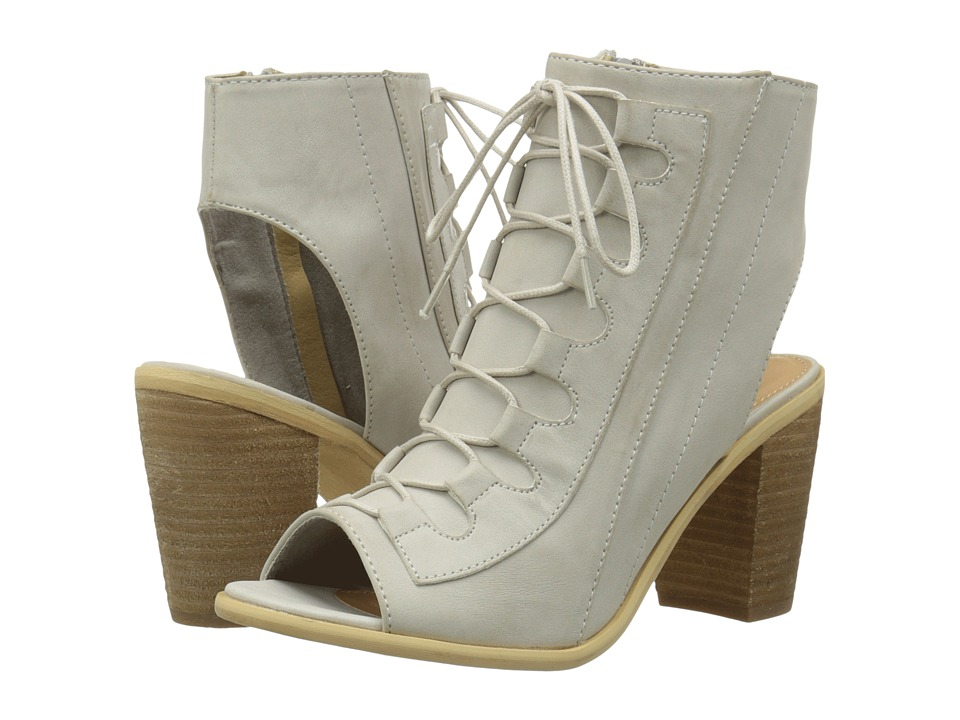 VOLATILE - Dapper (Bone) High Heels