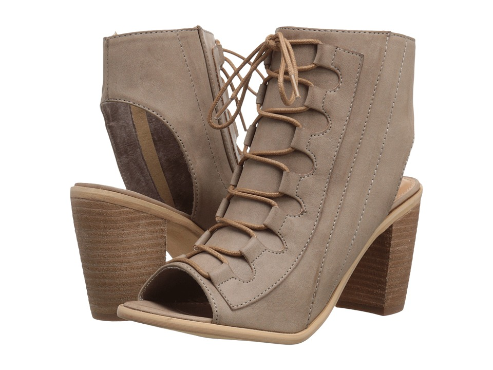 VOLATILE - Dapper (Taupe) High Heels