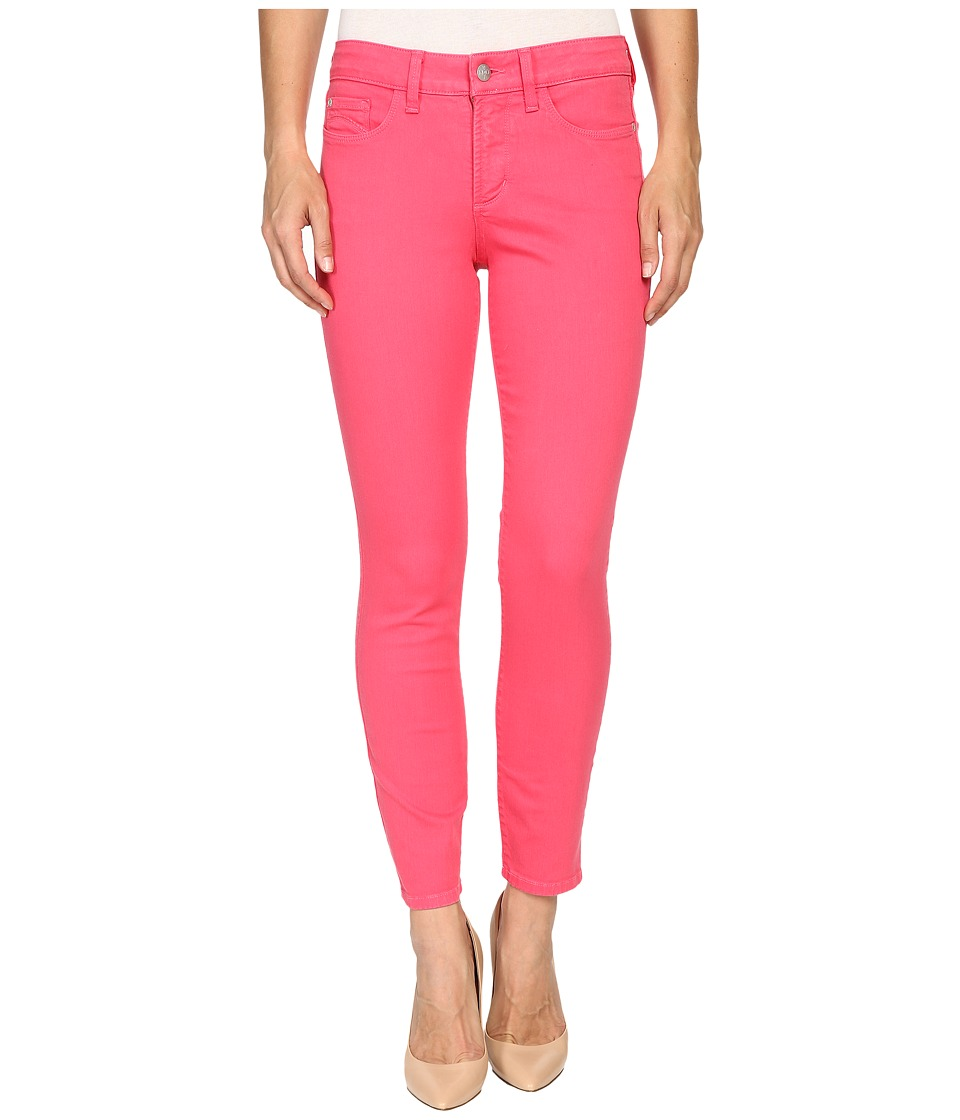 NYDJ - Clarissa Ankle in Exotic Melon (Exotic Melon) Women's Jeans