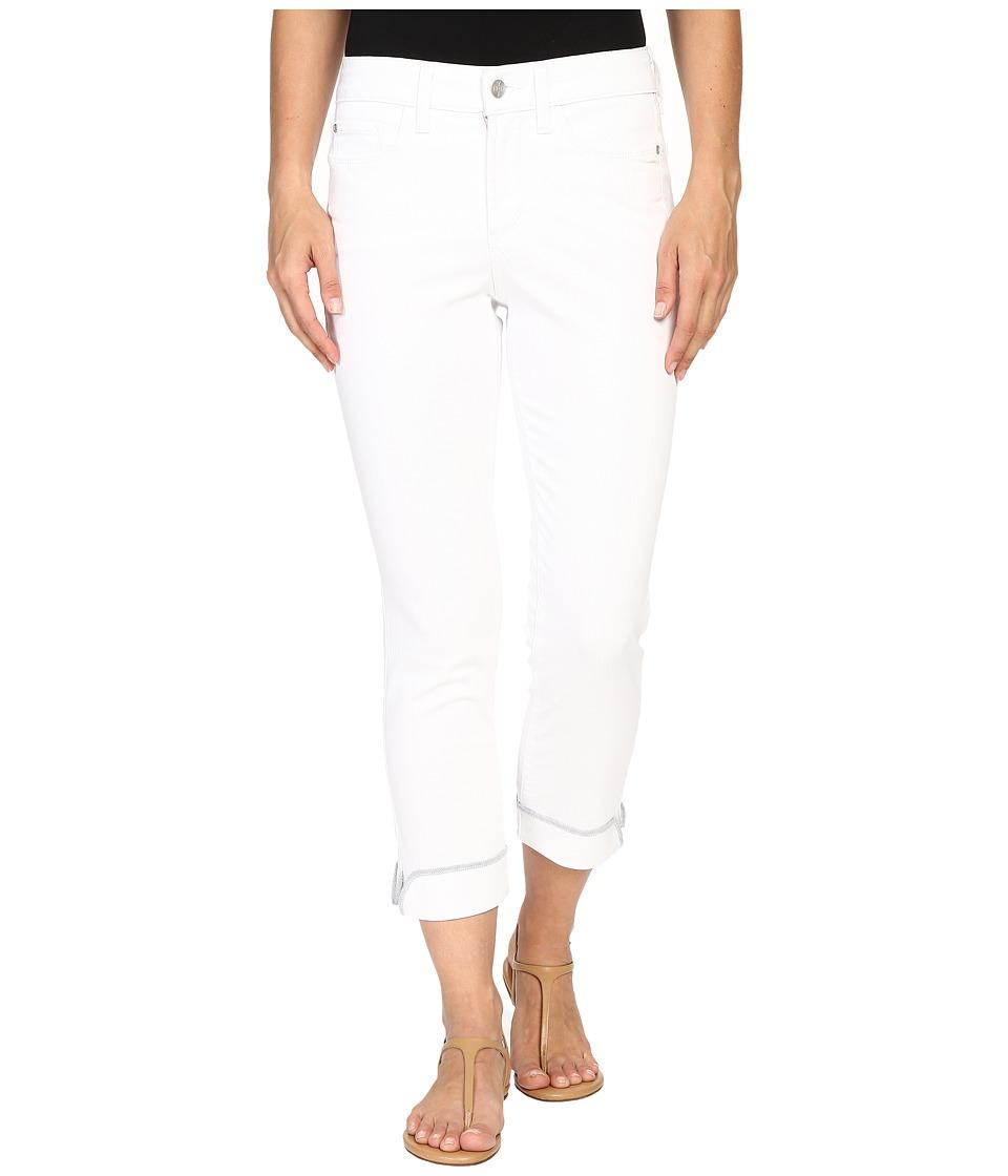 NYDJ - Lauren Rolled Cuff Ankle in Garment Wash (Garment Wash) Women's Jeans