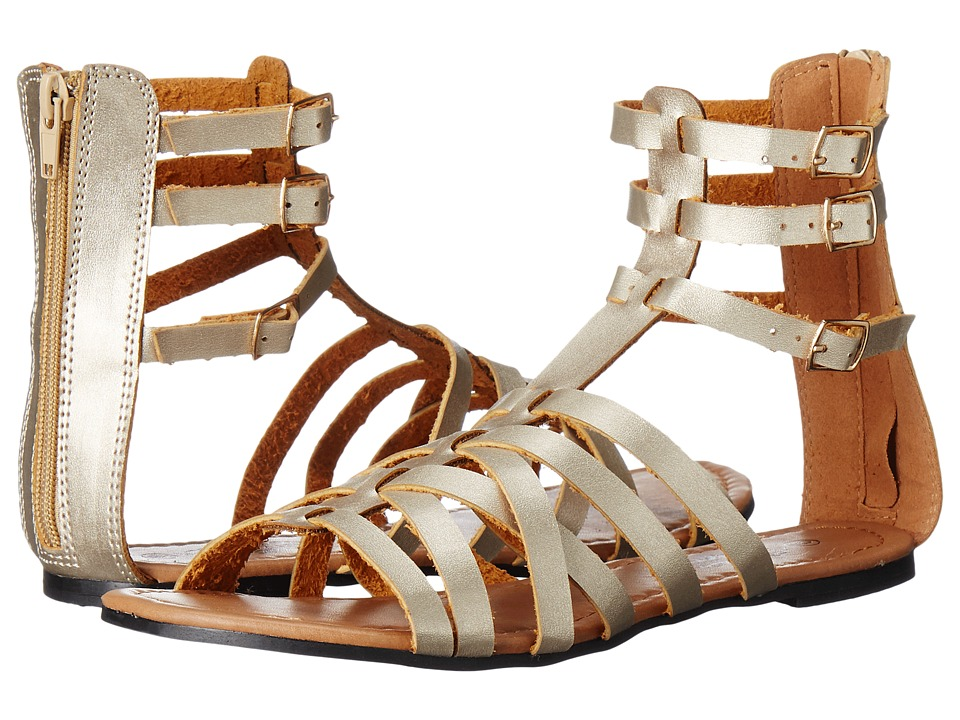 Charles Albert - Bobo-S (Champagne Gold) Women's Shoes