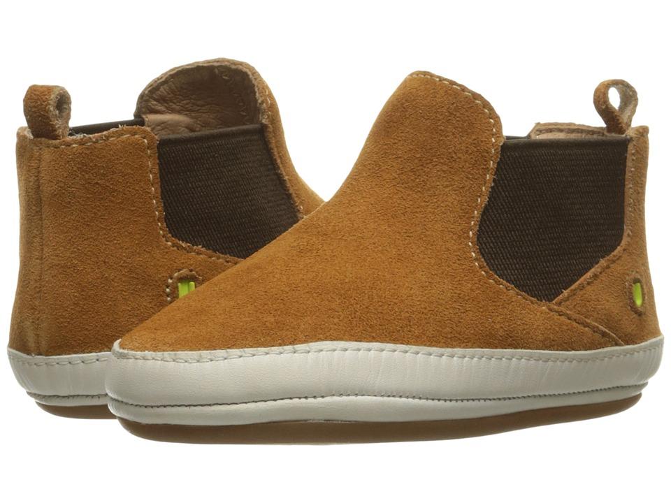 Umi Kids - Haydon (Infant/Toddler) (Saddle Tan) Kids Shoes