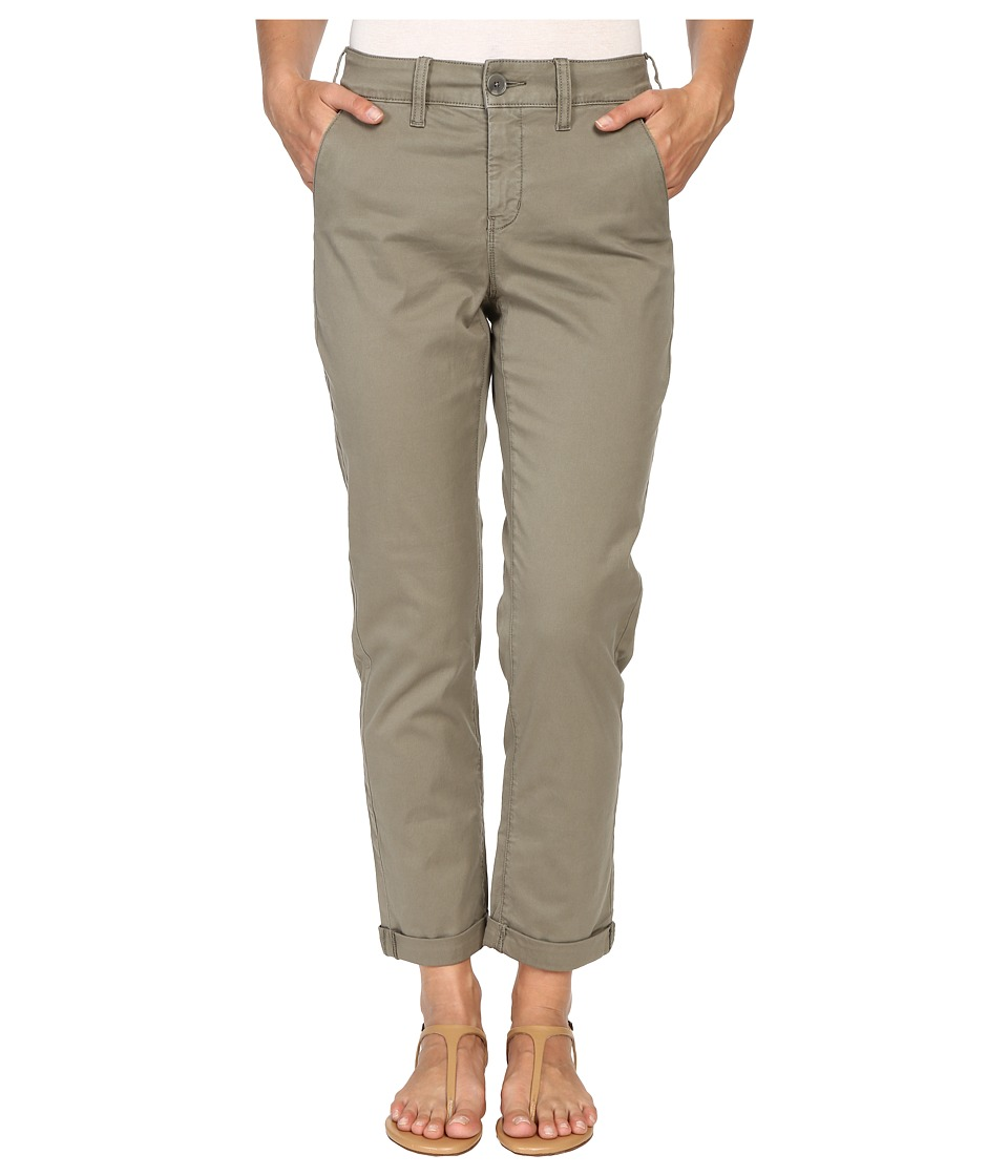 NYDJ - Riley Relaxed Trousers (Sergeant Olive) Women's Casual Pants