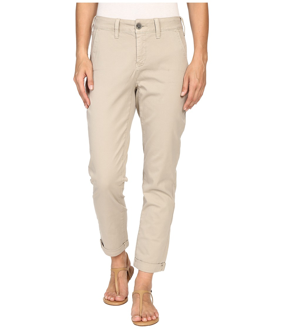 NYDJ - Riley Relaxed Trousers (Soft Taupe) Women's Casual Pants
