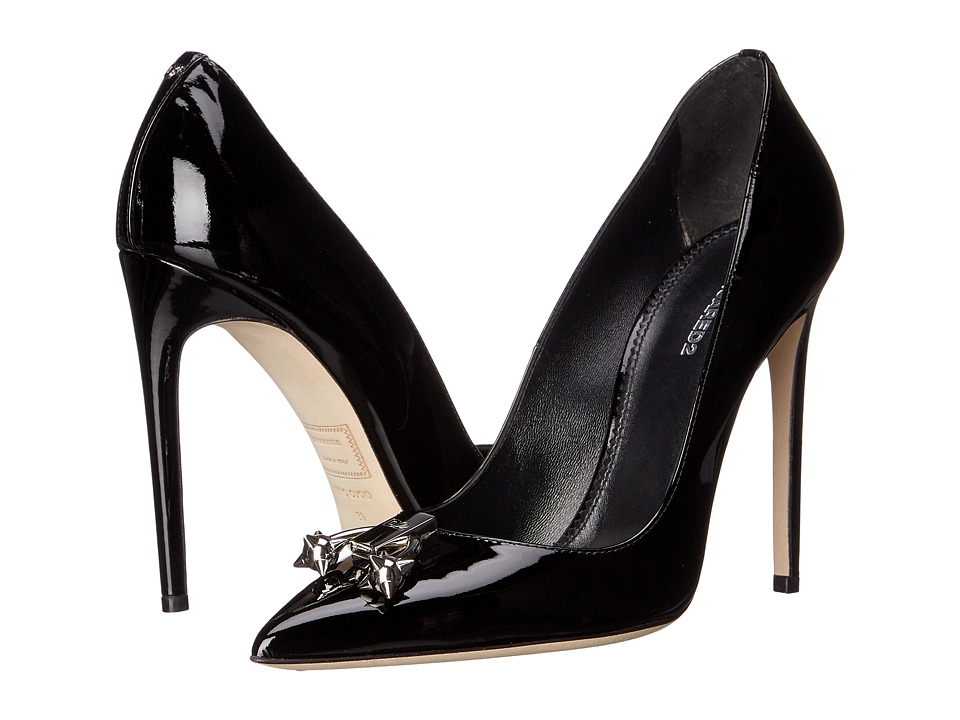 DSQUARED2 - Barbed Wire Pump (Black) Women's Shoes
