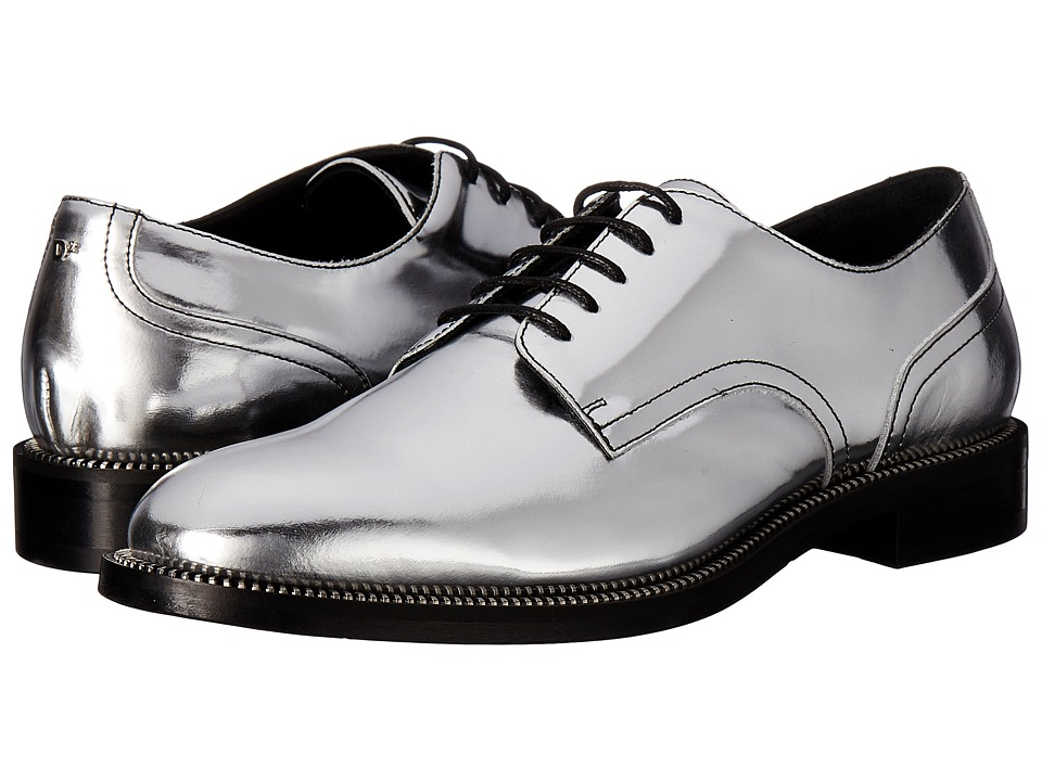 DSQUARED2 - Oxford (Silver) Women's Shoes