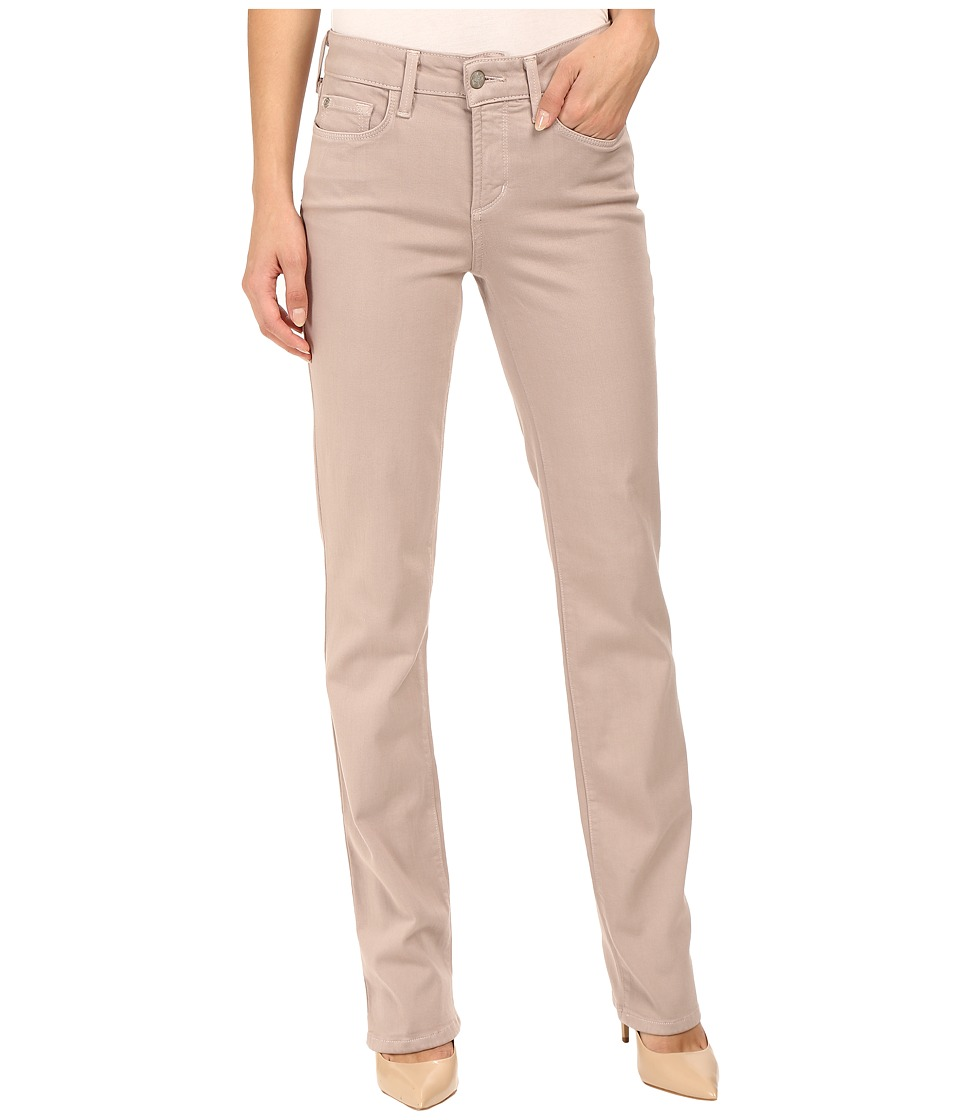 NYDJ - Marilyn Straight (Latte) Women's Casual Pants