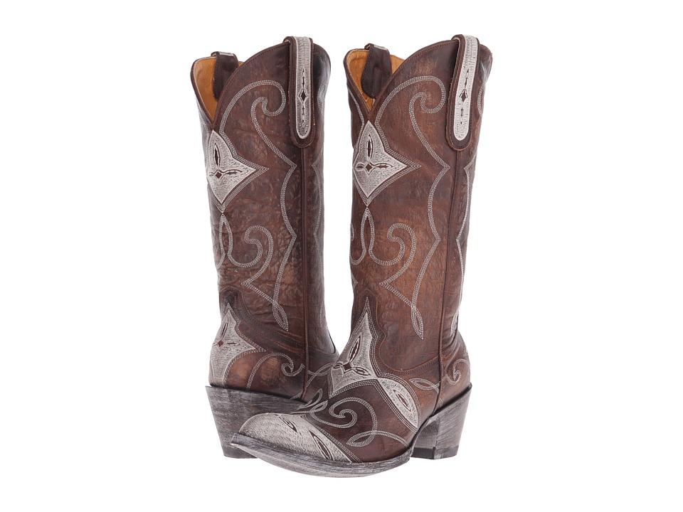 Old Gringo - Cartagena (Brass) Cowboy Boots