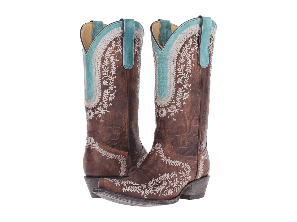Old Gringo - Bengala (Brass) Cowboy Boots