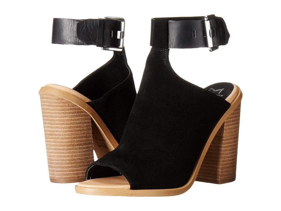Marc Fisher LTD - Vashi (Black Suede) Women's Shoes