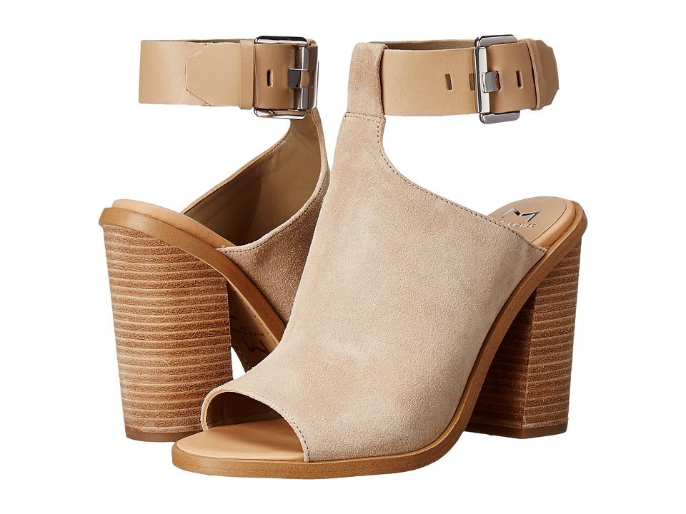 Marc Fisher LTD - Vashi (Tan Suede) Women's Shoes