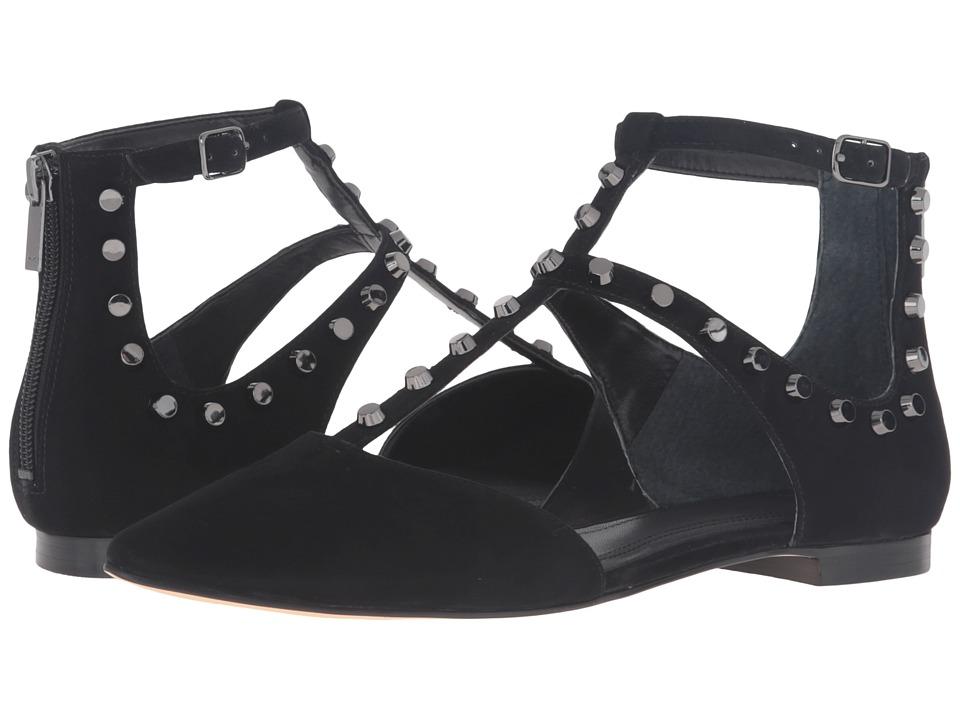 Marc Fisher LTD - Sava (Black Suede) Women's Shoes