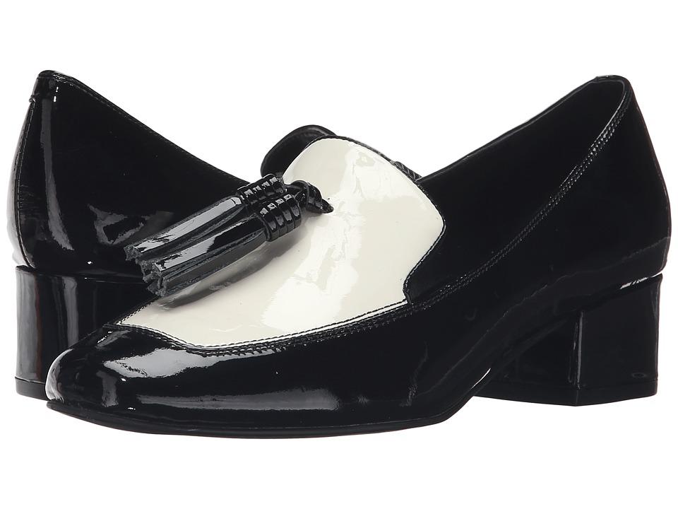 Marc Fisher LTD - Keisha (Black Patent) Women's Shoes