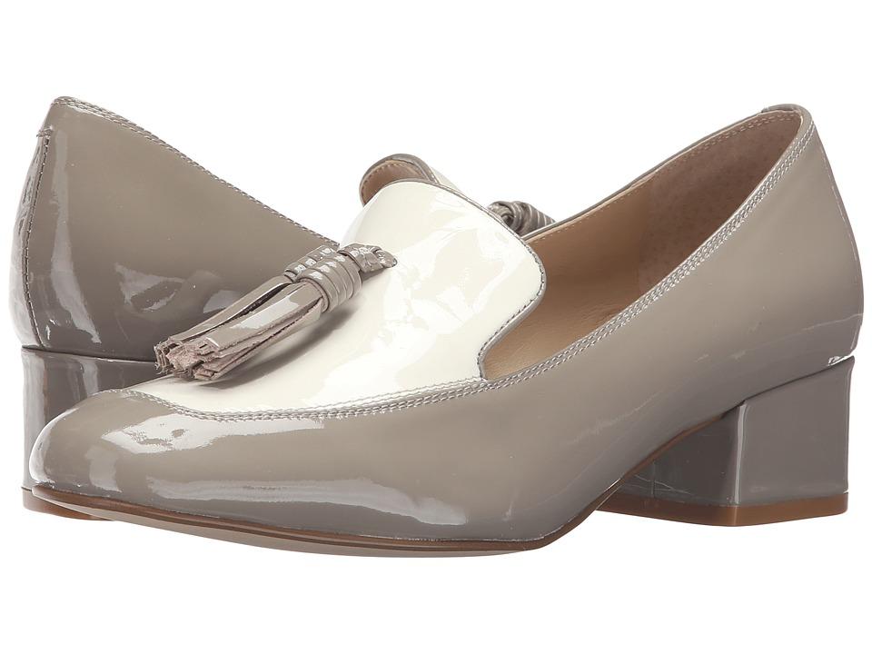 Marc Fisher LTD - Keisha (Grey Patent) Women's Shoes