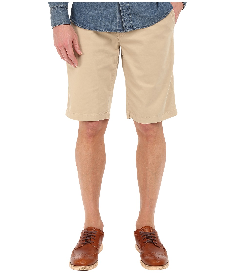AG Adriano Goldschmied - The Griffin Relaxed Shorts in Desert Taupe (Desert Taupe) Men's Shorts