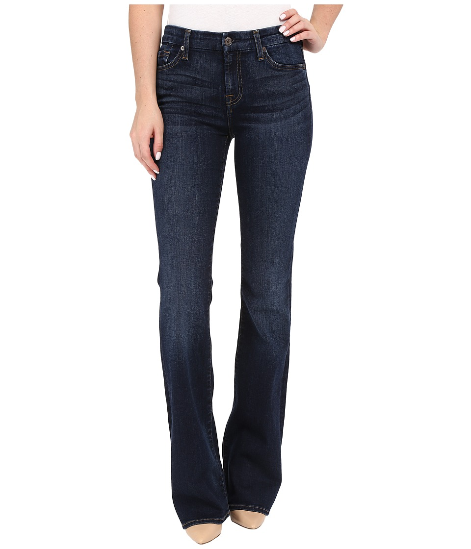 7 For All Mankind Kimmie Bootcut in Heritage Night (Heritage Night) Women