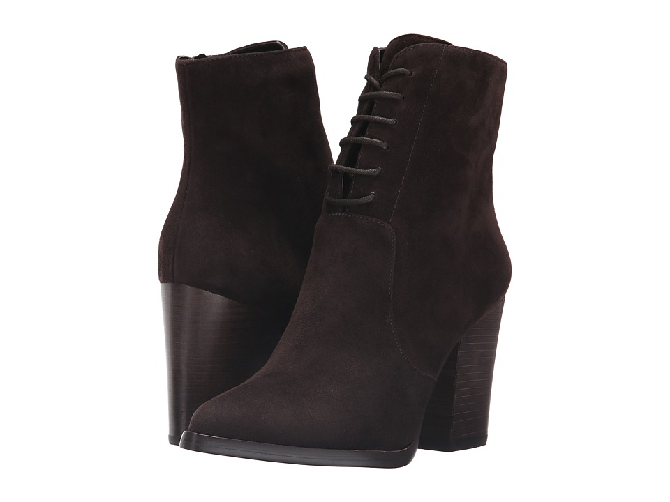 Marc Fisher LTD - Aaliyah (Brown Suede) Women's Shoes