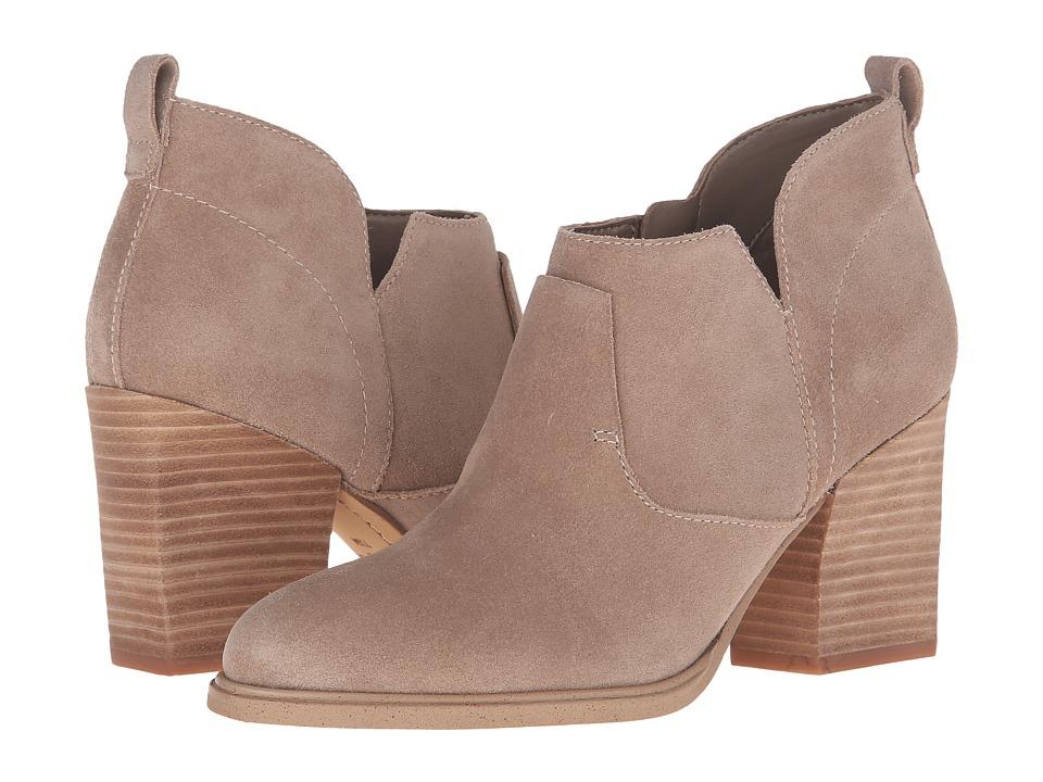 Marc Fisher LTD - Ginger (Light Tan Suede) Women's Shoes