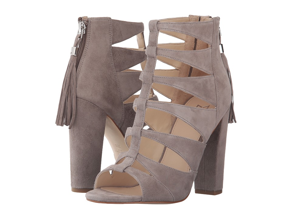 Marc Fisher LTD - Hindera (Light Tan Suede) Women's Shoes