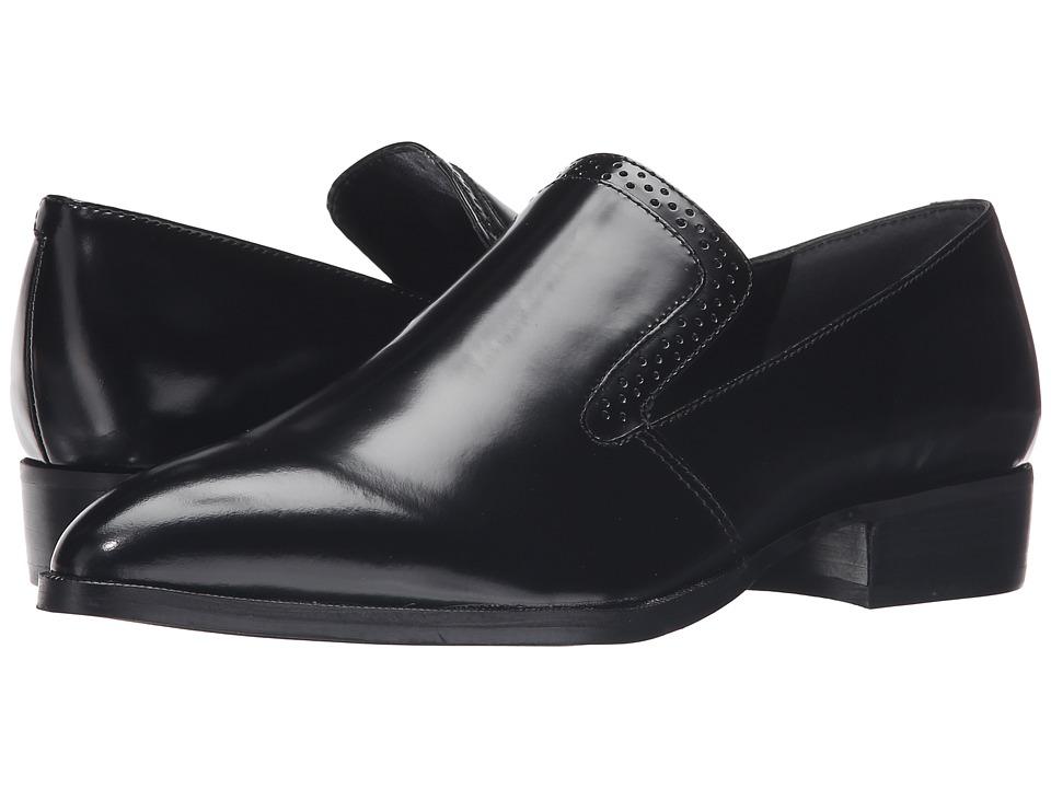 Marc Fisher LTD - Kassie (Black Leather) Women's Shoes