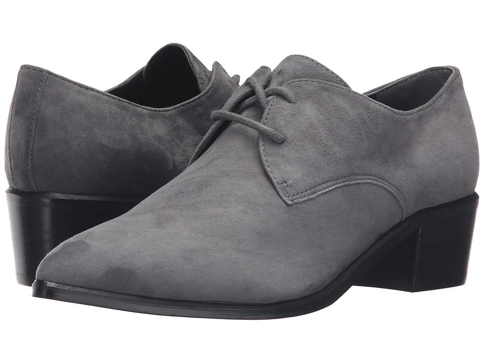 Marc Fisher LTD - Etta (Grey Suede) Women's Shoes