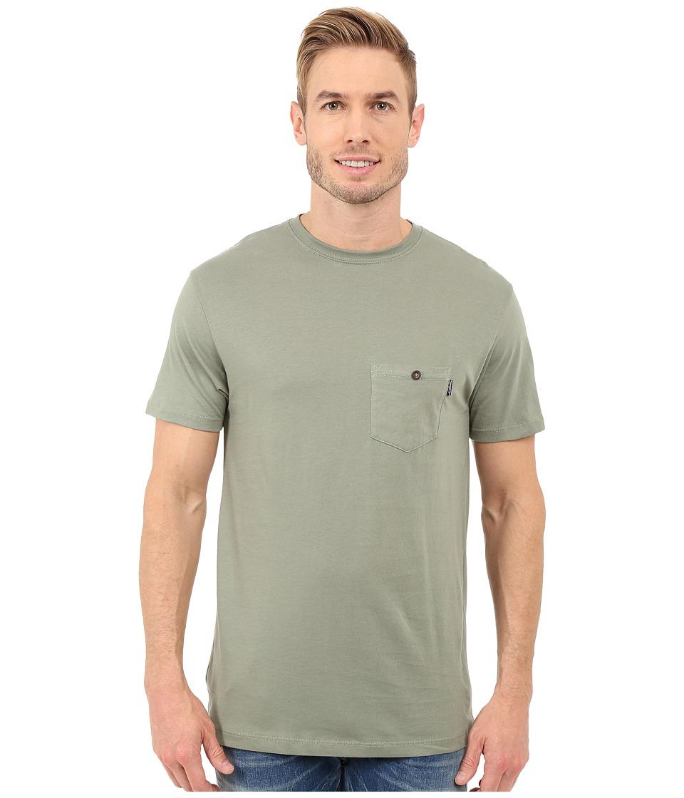 Jack O'Neill - PCH Short Sleeve Screen Tee (Army) Men's T Shirt