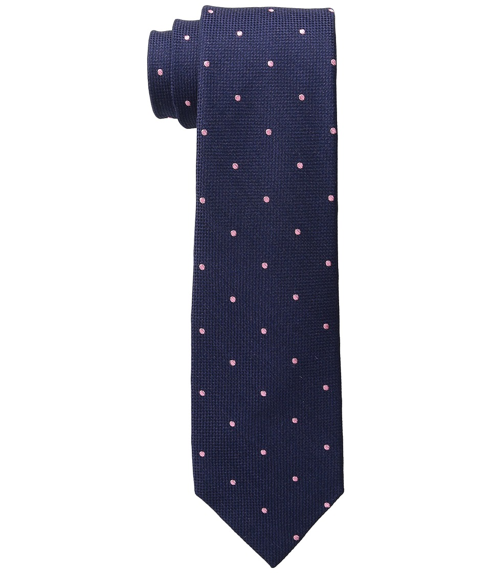 Tommy Hilfiger - Texture Dot (Pink) Ties