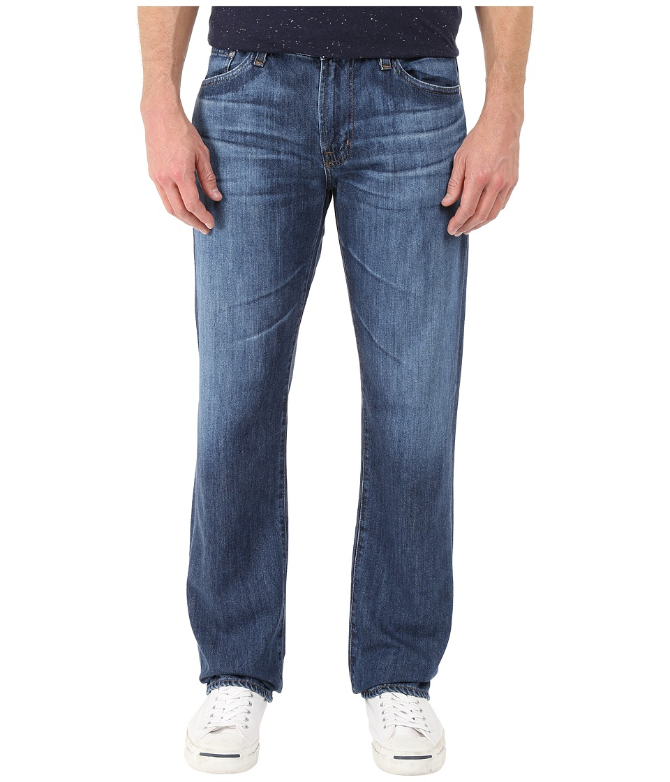 AG Adriano Goldschmied - Prot g Straight Leg Denim in Retreat (Retreat) Men's Jeans