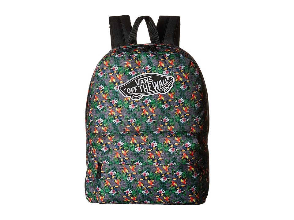 Vans - Realm Backpack (Parrot) Backpack Bags