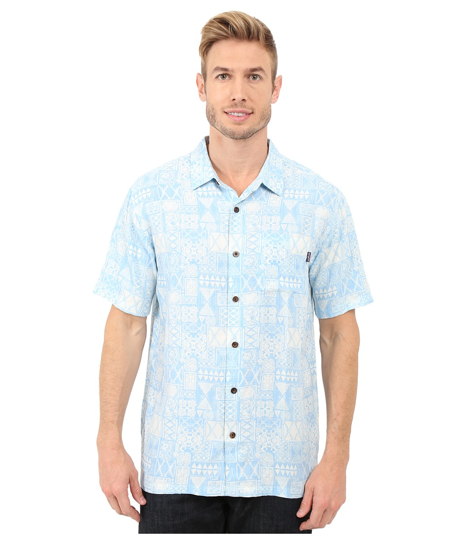 Jack O'Neill - Kuta Wovens (Dusk Blue) Men's Clothing