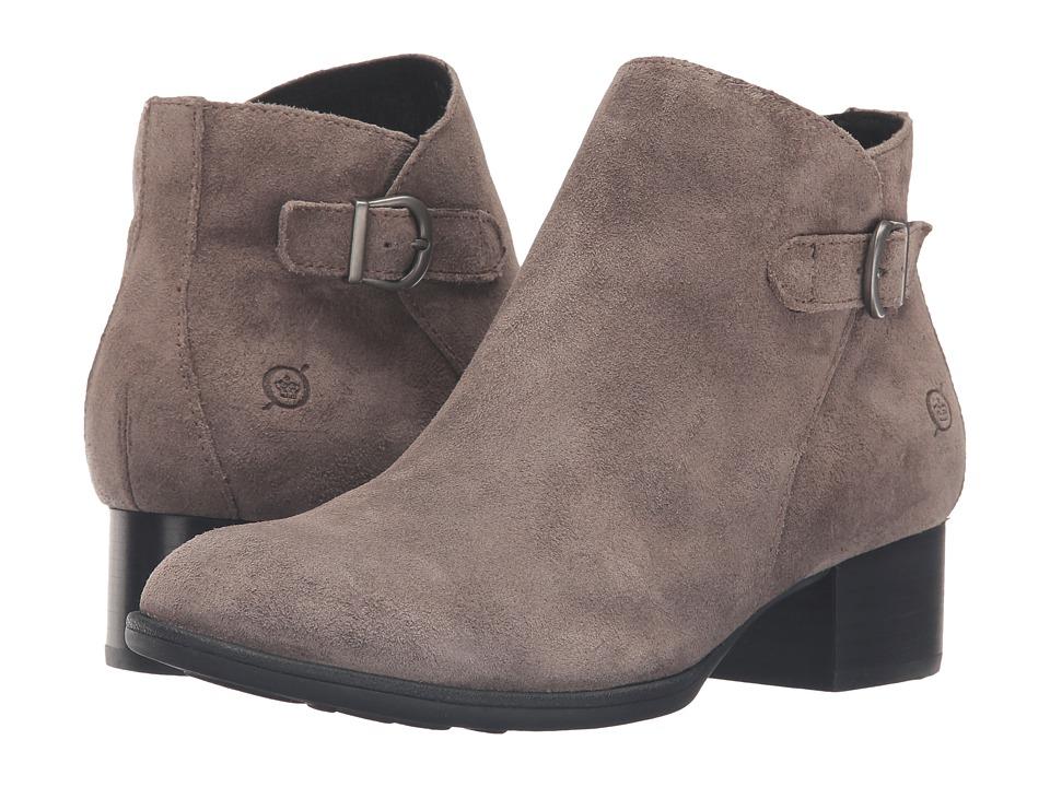Born - Phobos (Grey Suede) Women's Boots
