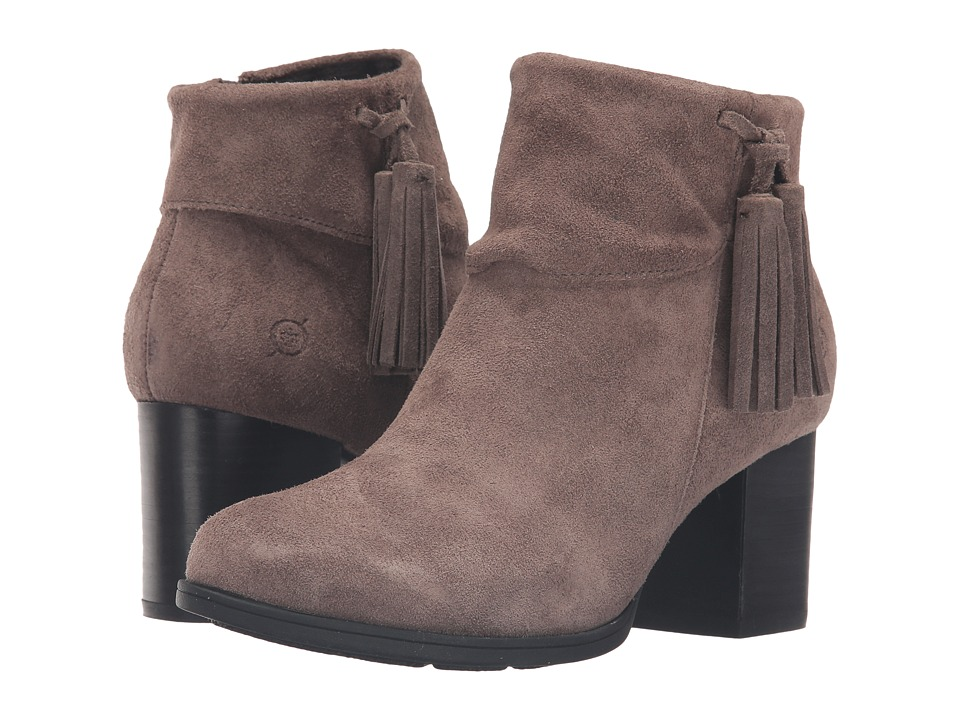 Born - Mauvide (Grey Suede) Women's Boots