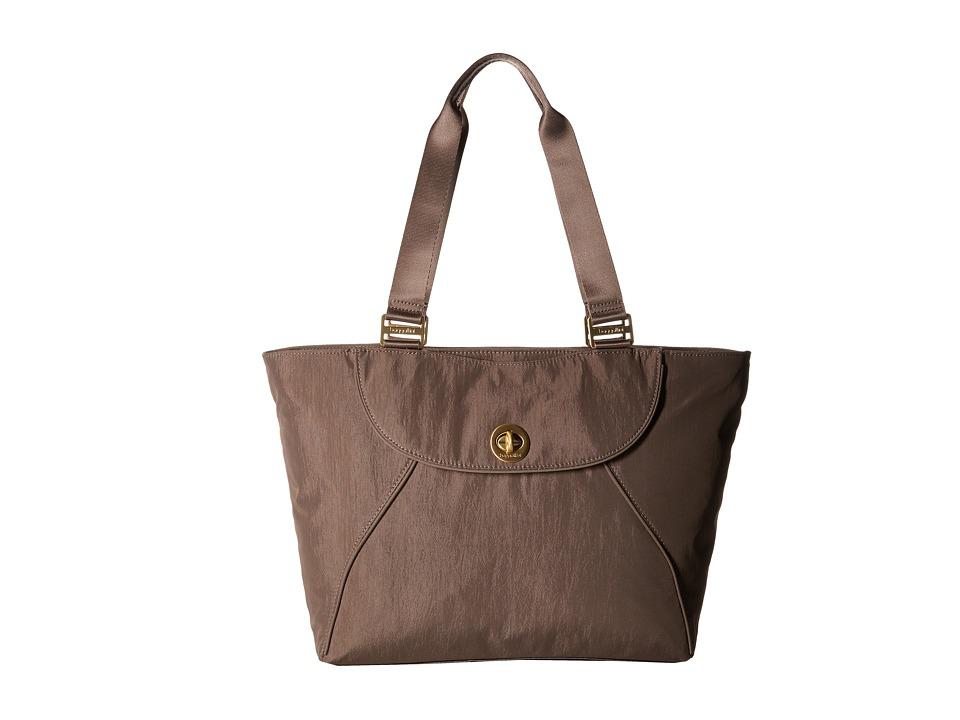 Baggallini - Gold Alberta Tote (Portobello) Tote Handbags