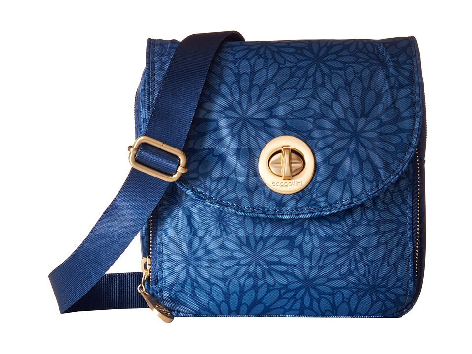 Baggallini - Kensington Mini (Pacific Floral) Cross Body Handbags