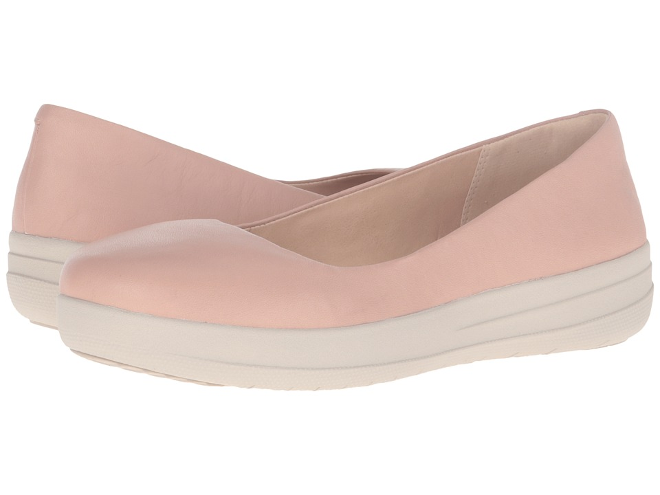 FitFlop - Sporty Ballerina (Stone) Women's Sandals