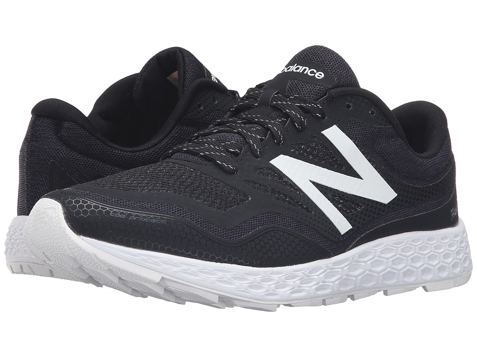 New Balance - Fresh Foam Gobi (Black/White) Men's Shoes
