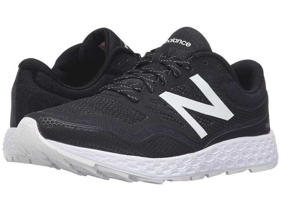 New Balance - Fresh Foam Gobi (Black/White) Men's Shoes