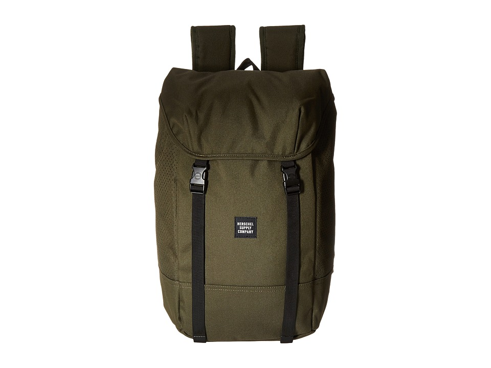 Herschel Supply Co. - Iona (Forest Night/Black) Backpack Bags